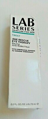 Lab Series Skincare For Men Age Rescue Eye Therapy - 15ml - New • 18.75£