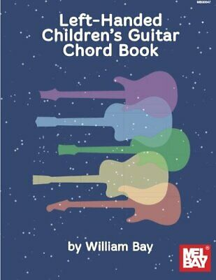 LEFT-HANDED GUITAR  Children's Guitar Chord Book • 17.29£