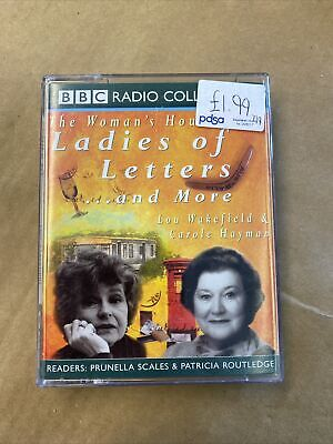 Ladies Of Letters ...and More By Lou Wakefield, Carole Hayman (Audio... • 2.50£