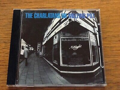 The Charlatans UK - Melting Pot (2004) • 2.29£