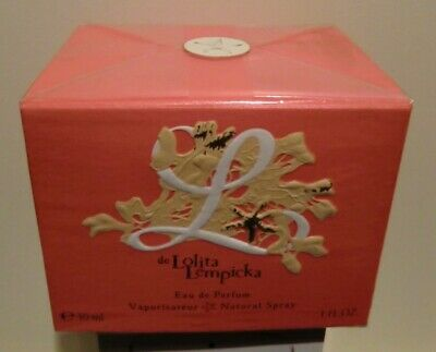 L De Lolita Lempicka Eau De Parfum Spray 30ml New Sealed • 89.99£