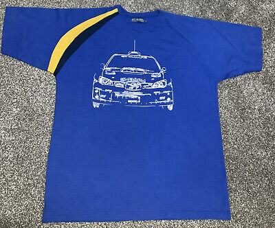£85 • Buy Official Subaru Merchandise T-Shirt Brand New Without Tags💙 Size XL
