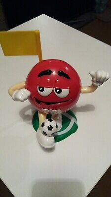 M&M Sweet Dispenser Football Player  • 18£