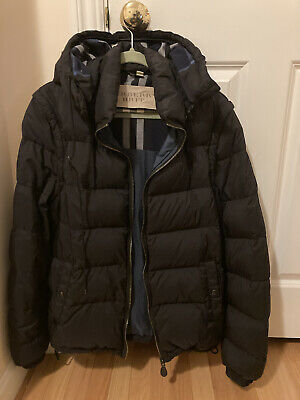 $200 • Buy Brit 'Basford' 2-in-1 Trim Fit Waterproof Down Insulated Puffer Jacket