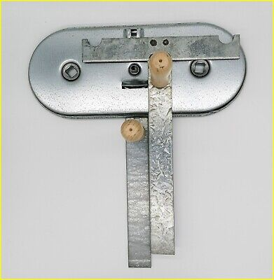 £39.99 • Buy Replacement Parts For Cypriot Grill BBQ Foukou 2xSkewer Gear Spit Mechanism