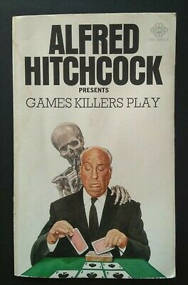 £4.99 • Buy Alfred Hitchcock Presents Games People Play (Paperback, 1974).