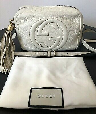 AU799.99 • Buy Authentic GUCCI Soho Disco Bag Rrp $1700