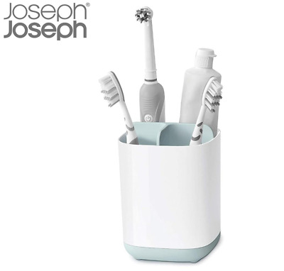AU19.95 • Buy Joseph Joseph EasyStore Toothbrush Caddy - Blue - Brand NEW - FREE SHIPPING