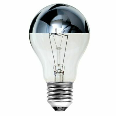 £16 • Buy Bulb Lamp Silvered Crown 100W 240V   Pack Of 4