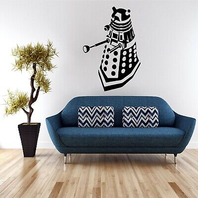 £10.99 • Buy Wall Art Sticker Quote Decal Vinyl Transfer Kitchen Bedroom Decor Dr Who Darlek