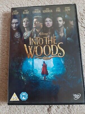 £1.50 • Buy Into The Woods Dvd