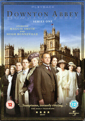 Downtown Abbey Series One DVD Historical Drama Pre-Owned • 3.49£