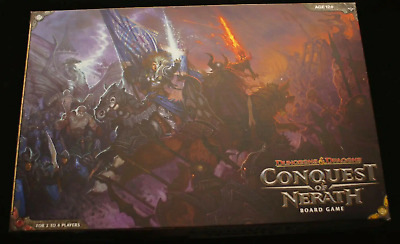 AU200 • Buy Dungeons & Dragons Board Game Conquest Of Nerath Brand New In Shrink