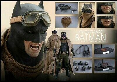 $ CDN1521.73 • Buy Hot Toys MMS372 Knightmare Batman, Batman V Superman Dawn Of Justice Sealed Mint