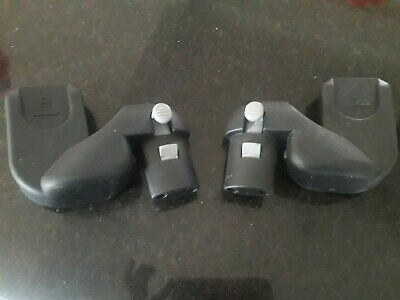 Icandy Apple Car Seat Adapters Buggy Pushchair Maxi Cosi • 8£
