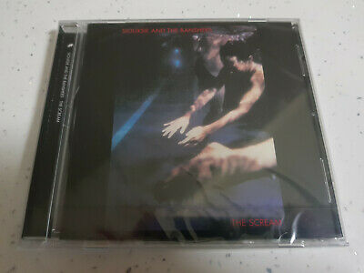 Siouxsie And The Banshees -The Scream + Bonus -   Remastered CD  - New & Sealed  • 6£