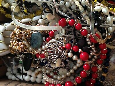 $ CDN315.57 • Buy 15lb Mixed Unsearched Vintage Now Jewelry Lot
