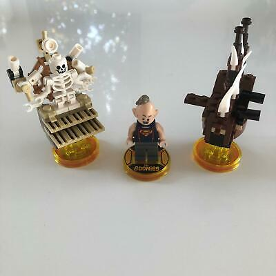 AU59.99 • Buy LEGO Dimensions 71267 | The Goonies Level Pack | Used 100% Complete