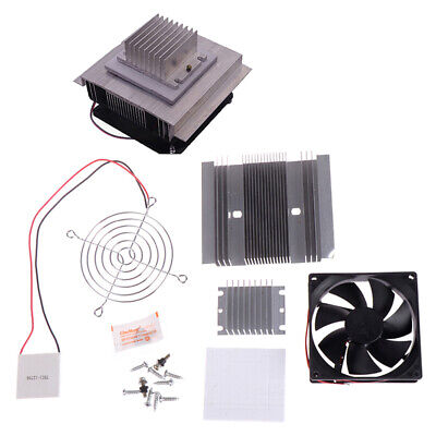 £14.83 • Buy 60W TEC1-12706 Thermoelectric Peltier Module Water Cooler Cooling System Q9Q