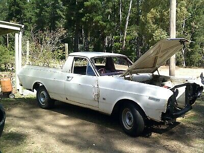 AU6600 • Buy Ford Falcon 1967 500 Ute All Matching Numbers 100% Original