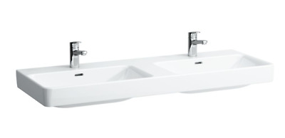 £490 • Buy LAUFEN - Double Washbasin (Taps Not Included)