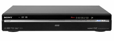£129.99 • Buy Sony RDR-HXD870 DVD Recorder 160GB Hard Drive HD Recorder With Digital Freeview