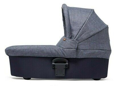 £59 • Buy Sola² Carrycot For Pushchair - Navy Marl