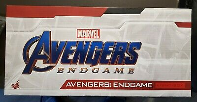 $ CDN151.92 • Buy Hot Toys Marvel Avengers Endgame Lightbox Light Box - New & Sealed