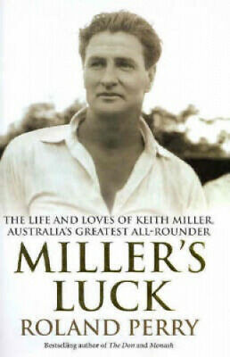 AU204.55 • Buy Miller's Luck By Roland Perry