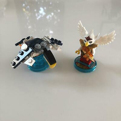 AU19.99 • Buy LEGO Dimensions 71232 | Chima Fun Pack | Used 100% Complete