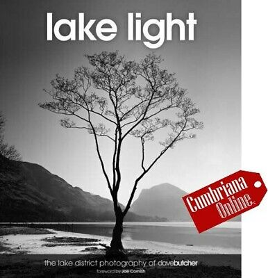 Lake Light: The Lake District Photography Of Dave Butcher - NEW (Cumbria Book) • 12£