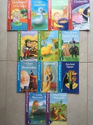 Ladybird Read It Yourself Books - Bundle Of 12  • 12£
