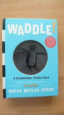£2 • Buy Waddle Book---moving Picture Book