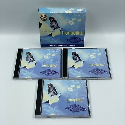 £5.99 • Buy TRANQUILITY [CD] 3 X DISC BOX SET - CHORAL / CLASSICAL TRANQUILITY & DREAMS