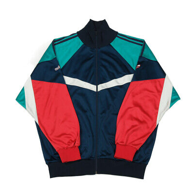 80s Vintage ADIDAS Made In West Germany SALVADOR Tracksuit Jacket | Track Top • 74.99£