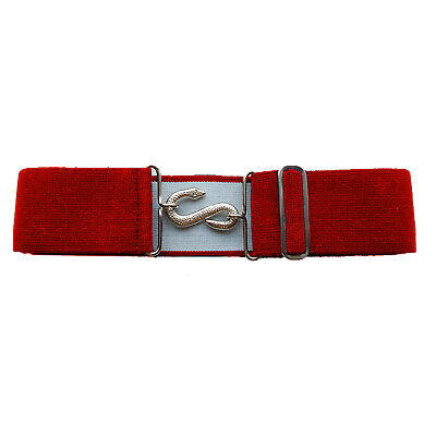Gymnast Instructors Physical Training Instructor (PTI) Waist Belt Red Army • 35.61£
