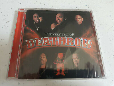 The Very Best Of Death Row   - CD - New & Sealed  2 Pac, Snoop, Dr Dre ,  • 4.99£