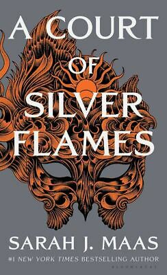 $18.03 • Buy A Court Of Silver Flames By Sarah J. Maas
