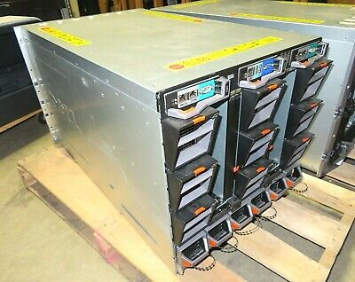 $399.99 • Buy Dell PowerEdge M1000e Blade Chassis W/ 9x Fans And 6x 1350W Power Supplies