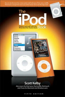 AU46.12 • Buy The IPod Book: Doing Cool Stuff With The IPod And The ITunes Store
