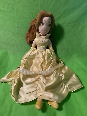 Disney Store Disney Princess Belle Doll Beauty And The Beast  Soft Toy 20    • 9.95£