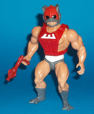 $18.50 • Buy MOTU LOT He-Man Masters Of The Universe ZODAC  RED ARMOR VARIANT  FIGURE