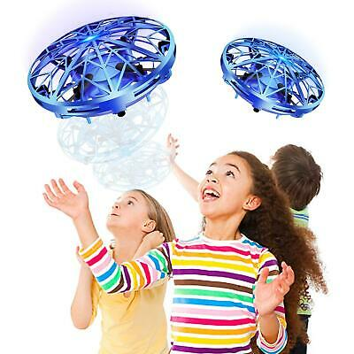 AU31.99 • Buy 360° Mini Drone Smart UFO Aircraft For Kids Flying Toys RC Gesture Sensing Gift
