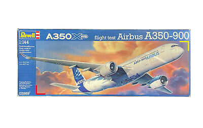 Revell 03989 Airbus XWB Flight Test A350-900 1:144 • 26.04£