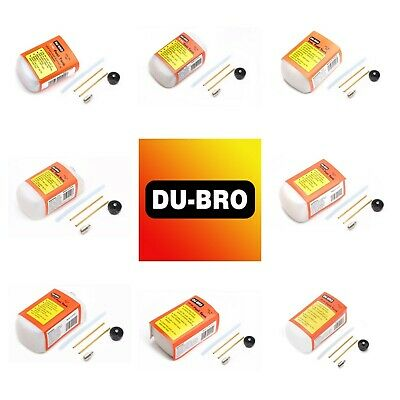 £8.99 • Buy DuBro Fuel Tank Range Of Sizes 2oz To 32oz For Glow Fuel For RC & Model Planes