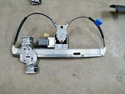$19.99 • Buy 2004 2008 Pontiac Grand Prix Driver Left Rear Window Regulator W Motor OEM