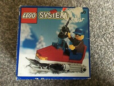 Small Lego Set - Snow Mobile - COMPLETE • 4.99£