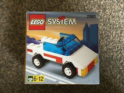 Small Lego Set - 2880 - Car - COMPLETE • 4.99£