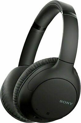 AU21.31 • Buy Sony WH-CH710N Wireless Bluetooth Noise-Cancelling Over-the-Ear Headphones Black