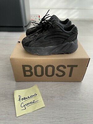 $ CDN345.71 • Buy Yeezy Boost 700 V2 Vanta INFANTS Size UK7K